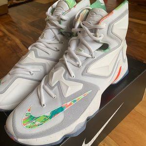Nike LeBron's James XIII. Size 11.5. Brand New
